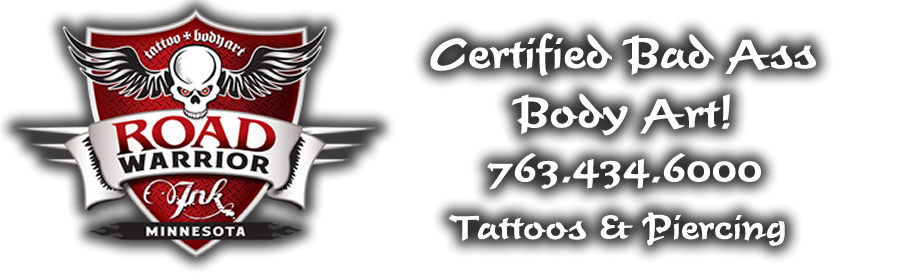 Road Warrior Ink – Tattoos & Piercing